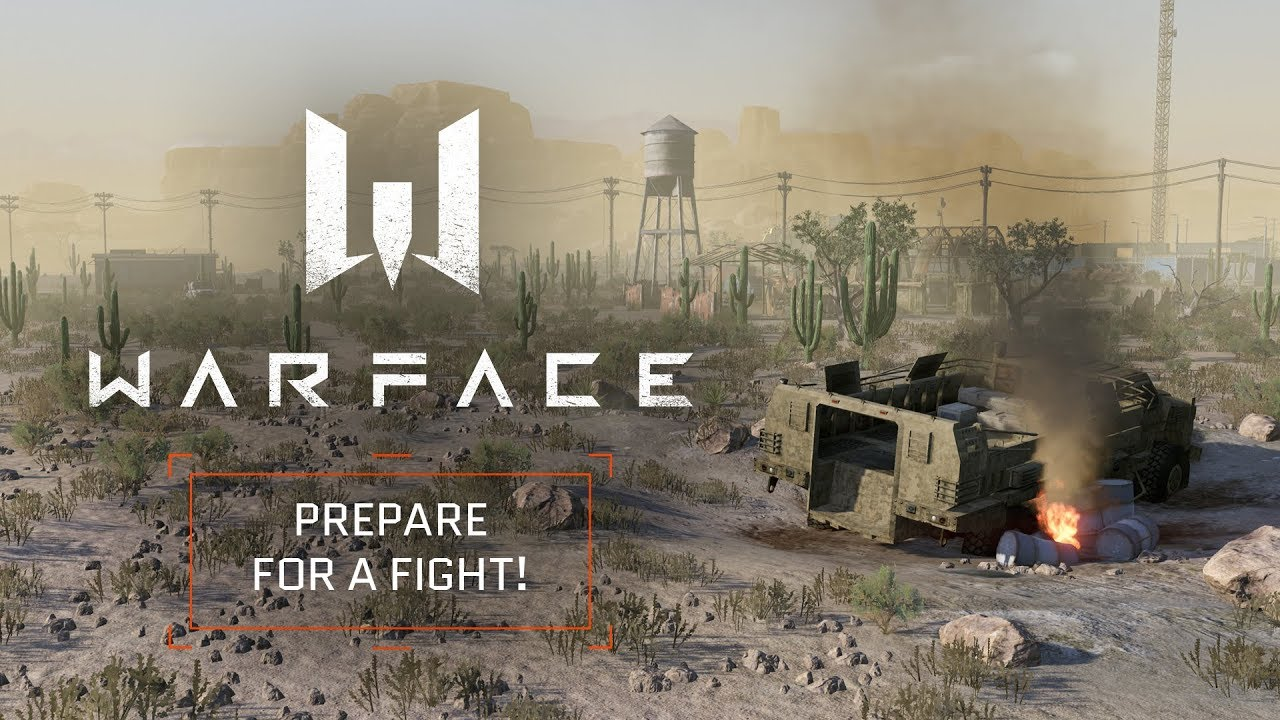 Battle Royal появился в Warface