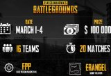 Формат StarSeries i-League PUBG