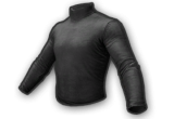 Long Sleeved Turtleneck (Black) в PUBG