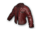 Faux Leather Jacket в PUBG