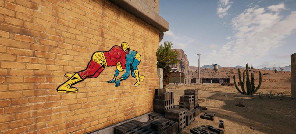 Разработчики проводят конкурс граффити » Life PUBG - русскоязычный сайт по  PlayerUnknown's Battlegrounds